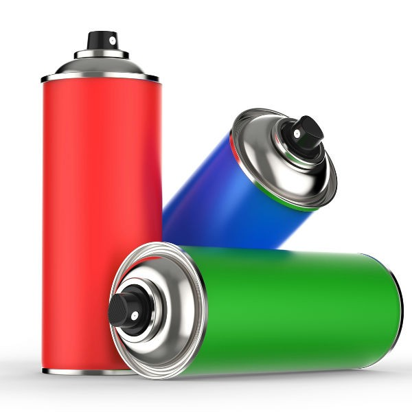 Ncs Coloured 400ml Custom Filled Aerosol Spray Paint Can Premium Custom Spray Paints Ral